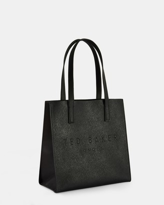 Ted Baker SEACON Small crosshatch icon bag