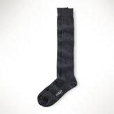 Polo Ralph Lauren Solid Rib Over the Calf Socks