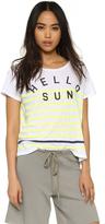 Sundry Hello Sun Tee