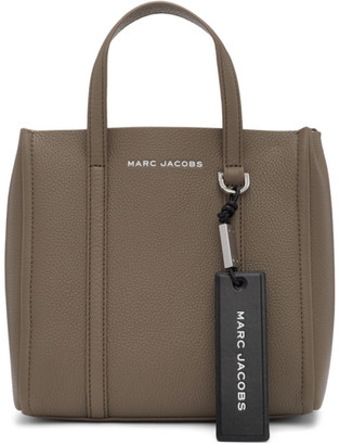 Marc Jacobs Beige The Mini Tag Tote