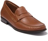 Sandro Moscoloni Alvin Penny Slot Leather Loafer