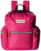 Hunter Original Mini Top Clip Nylon Backpack Backpack Bags