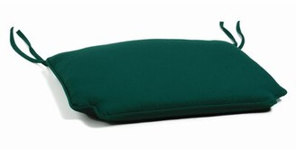 Beachcrest Home Indoor/Outdoor Sunbrella Rocking Chair Cushion Fabric: Hunter