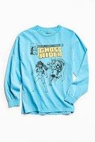Urban Outfitters Kostas Seremetis X Marvel Ghost Rider Long Sleeve Tee