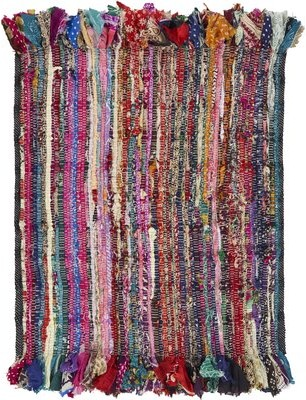 Bloomsbury Market Anastasiya Handmade Hand Braided Rug
