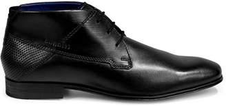 Bugatti Leather Lace-Up Shoes