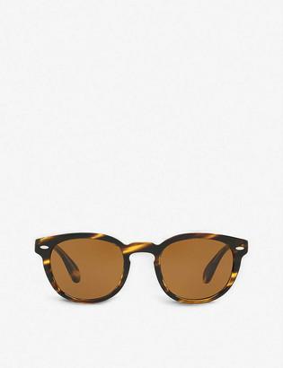 Oliver Peoples Sheldrake phantos-frame sunglasses