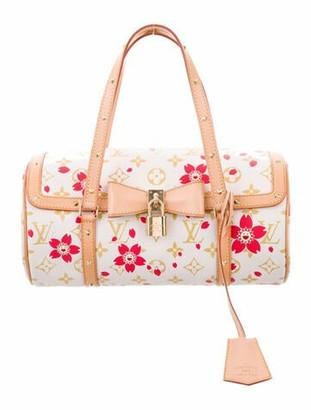 Louis Vuitton Monogram Cherry Blossom Papillon Pink