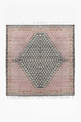 French Connection Large Poppy Field Rug
