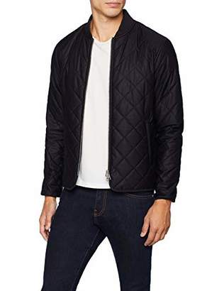 Makia Men's Quilted Jacket Jacket,(Manufacturer Size:S)