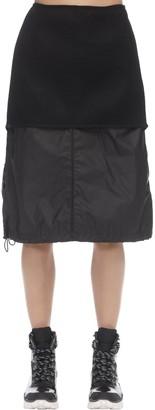 MONCLER GENIUS Alyx Cotton Skirt