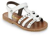 Naturino Toddler's & Girl's Triple-Strap Sandals