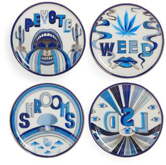 Jonathan Adler Druggist Coasters