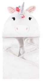 Hudson Baby Baby Girl Hooded Towel
