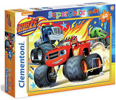 Nickelodeon Blaze & the Monster Machine 60 Maxi Piece Puzzle