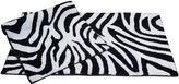 Asstd National Brand Chesapeake Merchandising Zebra 2-pc. Bath Rug Set