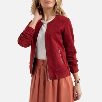 Anne Weyburn Zip-Up Jacket