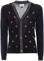 Gucci Cardigan Bee & Star