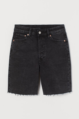 H&M Denim Bermuda Shorts