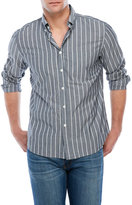 Steven Alan Classic Collegiate Patterned Sport Shirt