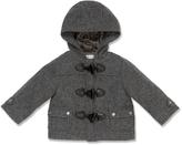 Marie Chantal Marie-Chantal Grey Duffle Coat - Baby