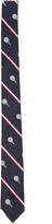Thom Browne Classic Tennis Racket Tie