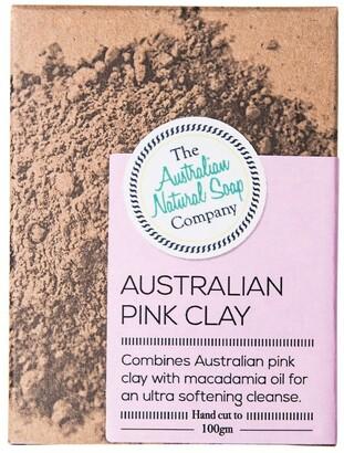 The Australian Natural Soap Company Australian Pink Clay