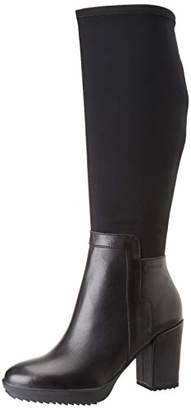 Stonefly Women's Oprah Calf/Lycra Ankle Boots, (Black 000)