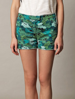 Boy By Band Of Outsiders Travel-print shorts