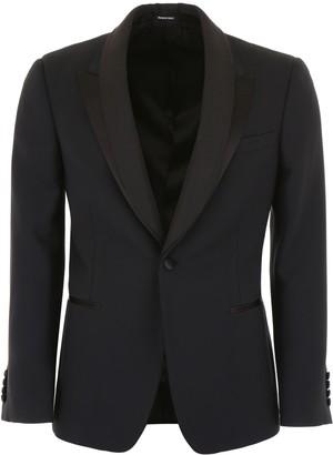 Alexander McQueen Tuxedo Jacket