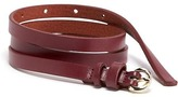 Old Navy Skinny Faux-Leather Belt