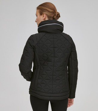 Marc New York   Final Sale Sapphire Quilted Jacket