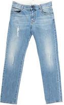 Stella McCartney Distressed Skinny Jeans