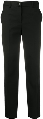 Boutique Moschino Straight-Leg Trousers