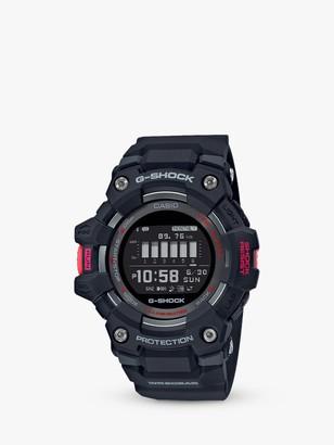 Casio Men's G-Shock Steptracker Resin Strap Watch