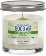Yankee Candle Good AirTM Just Plain FreshTM Odor Eliminating Scented Candle Tumbler