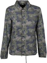 Les (Art)ists Camouflage Jacket
