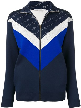 Stella McCartney Monogram Track Jacket