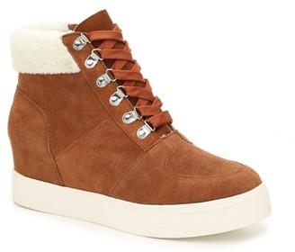 Steve Madden Lakes Wedge Sneaker