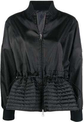 Moncler Baldah peplum jacket