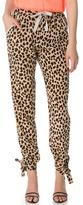 Sea Leopard Tie Pants