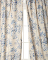 "Legacy Two 108""L Toile Curtains"