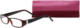 Select A Vision Select-A-Vision Women's Victoria Klein 7021 Pink Reading Glasses 27 mm
