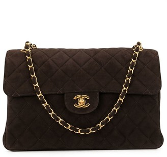 Chanel Pre Owned 1997 quilted CC flap chain shoulder bag