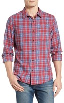 Hurley Men's Porter Plaid Woven Shirt