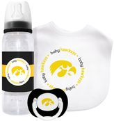 Baby Fanatic Iowa Hawkeyes 3-Piece Gift Set