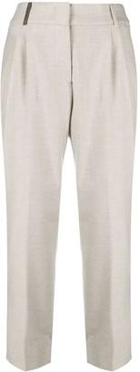 Peserico Pleated Waist Trousers