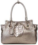 PASTE Women's Noble series Split Leather Ladies Shopper Office Totes/Shoulder Bag,Handbag