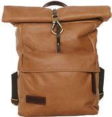 Lowell Dickson Full-Grain Leather Backpack