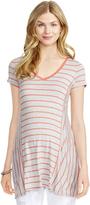 Motherhood Jessica Simpson Trapeze Maternity T Shirt